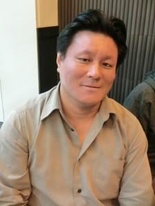 語学という武器を持つ新人ライター・水江氏